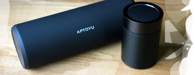 TEST: Cenovno ugodna bluetooth zvočnika Mi 4.1 in Aptoyu
