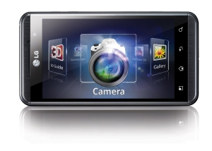 LG Optimus 3D z Androidom 2.3 Gingerbread