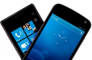 Android premagal Windows Phone