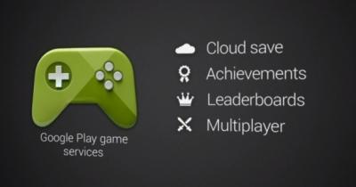 Predstavitev Google Play Games