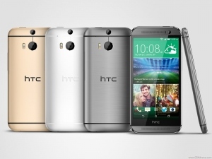 HTC One (M8) z dvojno kamero in 5 palčnim zaslonom