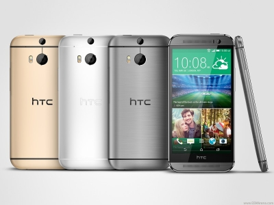 HTC One (M8) z dvojno kamero in 5 palčnim zaslonom