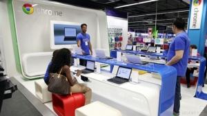 Google v Londonu odprl prvi Google Store