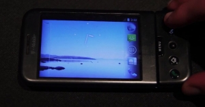 Android 4.0 Ice Cream Sandwich na HTC G1
