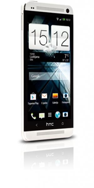 HTC One prispel na slovenske police
