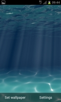 Uunder the Sea Live Wallpaper