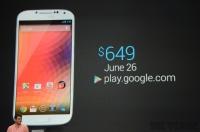"""Google najavil prodajo novega Galaxy S4 s """"pure"""" Android vmesnikom"""