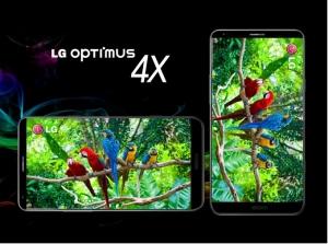LG napovedal Optimus 4X HD