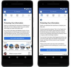 Facebook bo GDPR upošteval po celem svetu