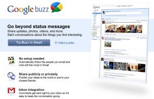 Google ukinja Buzz