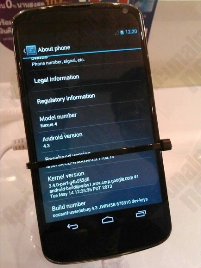 Android 4.3 Jelly Bean le še vprašanje časa?