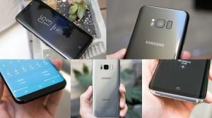 Samsung predstavil Galaxy S8