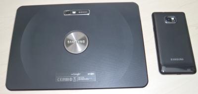 Test: Samsung Galaxy Tab 10.1v