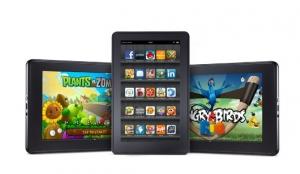 Kindle Fire po treh mesecih že najbolj popularna Android tablica
