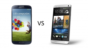 Primerjava: Samsung Galaxy S4 vs HTC One