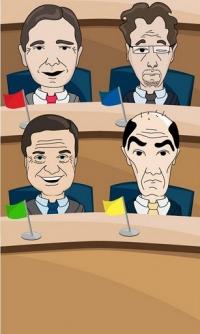 Politična igrica