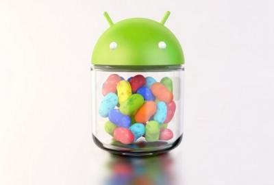 Predstavljen Android 4.1 Jelly Bean in tablica