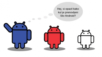 Prenovljeni Slo-Android